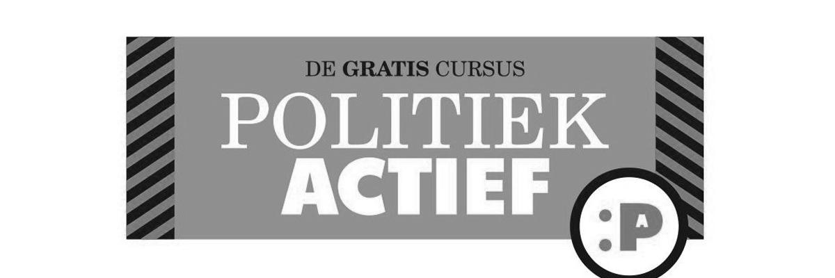 Cursus Politiek Actief succesvol afgesloten.