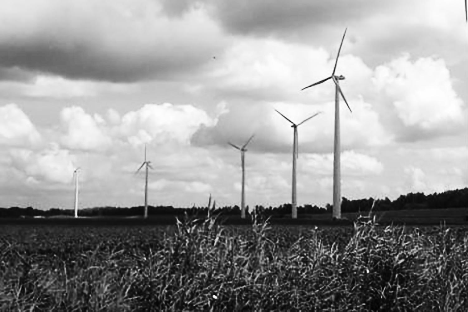 Groen licht windmolenpark Veenkoloniën