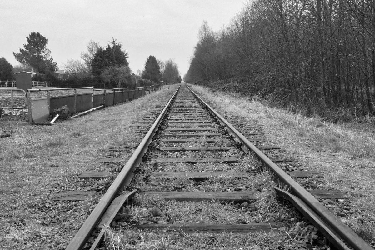 De trein, de trein….