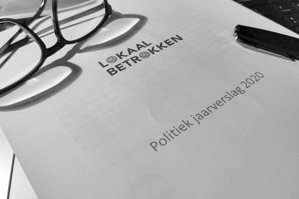 Politiek jaarverslag 2020